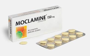 Biocodex neurologie moclamine