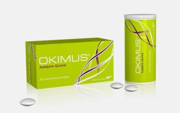 Biocodex autres produits Okimus